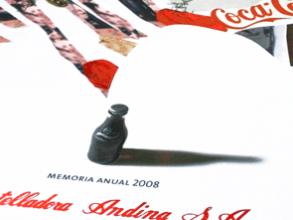 Annual Report Embotelladora Andina